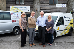 Northernshire acquires Catering Partnership